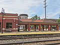 20170720 07 Metra station, Downers Grove, Illinois (44195883935).jpg