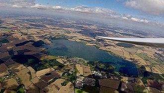 Grafham Water - Image: 20170813 RJP Lancaster Grafham Water
