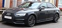 2017 Audi S4 TFSi Quattro Automatic Sedan 3.0 Front.jpg