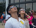 2017 Solar Eclipse Viewing at NASA (37365912002).jpg
