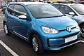 2017 Volkswagen Move Up facelift 1.0 Front.jpg