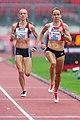 2018 DM Leichtathletik - 1500 Meter Lauf Frauen - Diana Sujew - by 2eight - 8SC0014.jpg