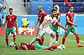 2018 FIFA World Cup Group B march IRN-MAR 28.jpg
