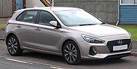 2018 Hyundai i30 SE Nav T-GDi 1.3 Front.jpg