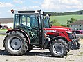 2019-06-04 (206) Massey-Ferguson 3650 F in Wilhersdorf, Ober-Grafendorf, Austria.jpg