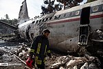 2019 Saha Airlines Boeing 707 crash 27.jpg