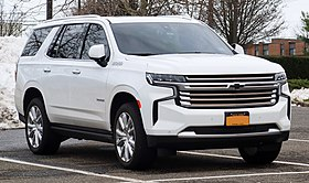 2021 Chevrolet Tahoe High Country, front 12.24.20.jpg
