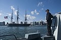 217th birthday cruise of USS Constitution 141017-N-LE393-367.jpg