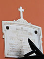 230313 Commemorative plaque of Church of Saint Dorothy in Cieksyn - 06.jpg