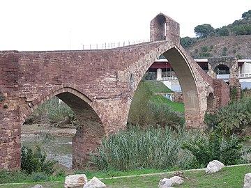 249 Pont del Diable, sobre el Llobregat (Martorell), cara sud.jpg