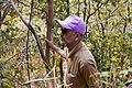 29RCCMAK - Mountaineer Basanta Singha Roy at Susunia Hill.jpg