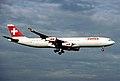 383ae - Swiss Airbus A340-313X, HB-JMI@ZRH,21.10.2005 - Flickr - Aero Icarus.jpg