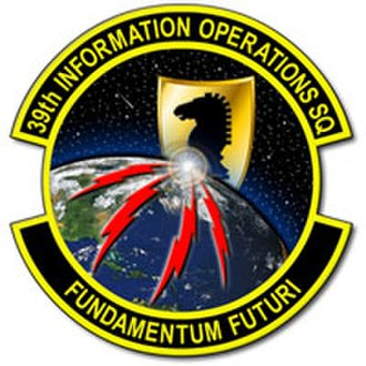 39th Information Operations Squadron - 39th Information Operations Squadron