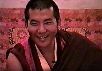 Jamgon Kongtrul - 3rd Jamgon Kongtrul Rinpoche