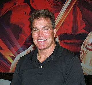 Sam J. Jones actor from the United States