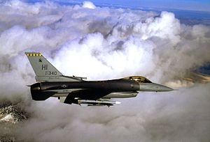419th Fighter Wing - 419th Fighter Wing - General Dynamics F-16C Block 30J Fighting Falcon 87-340