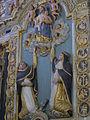 4289.Barocker Rosenkranzaltar von Jacques Lespaignol(1697 und 1724)-Saint Thegonnec.JPG