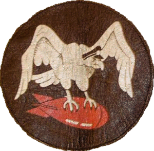 43d Flying Training Squadron - Emblem of the 43d Bombardment Squadron