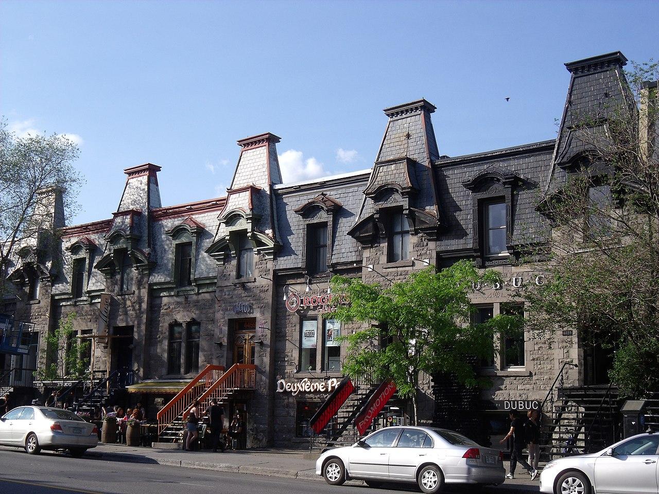 File 4449 4473 st denis street wikimedia for Meubles montreal st denis