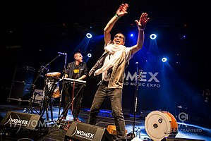 47 Soul at WOMEX 17 by Jacob Crawfurd (37963808382).jpg