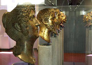 Ritratti romani bronzei di Brescia