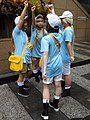 4 cosplayers of Platelet, Cells at Work! 20181209c.jpg