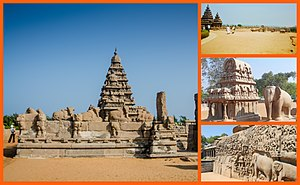 4 scenes at Mahabalipuram monuments 2.jpg