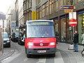 60930.008 Вена, мини-автобус маршрута 3А в центре.JPG