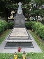 616118 pow krakowski gm Skawina Skawina pw. ss. Szymona i Judy remont prezb 16.JPG
