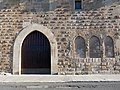 628 Palau episcopal de Tortosa, façana de la rambla de Felip Pedrell.JPG