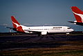 67al - Qantas Boeing 737-476; VH-TJL@SYD;15.08.1999 (5363499664).jpg