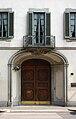 8944 - Palazzo Litta Cusini (C.so Europa) - Portone rococò - Foto Giovanni Dall'Orto 22-Apr-2007.jpg