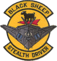 8th Fighter Squadron F-117 patch.png