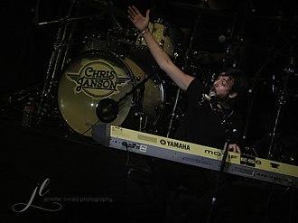 Chris Janson - Chris Janson in 2017