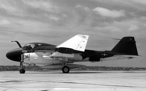 A-6A VA-65 at NAS North Island 1966