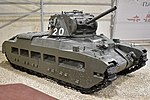 A12 Matilda Mk.IIICS '20' - Patriot Museum, Kubinka (37682478734).jpg