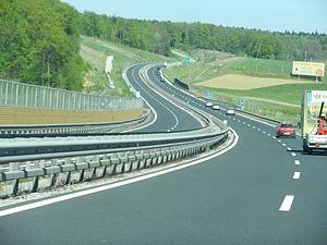 A5 motorway (Slovenia)