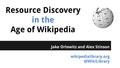 ALA 2015 Wikipedia Library Presentation.pdf
