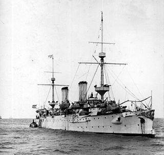 Argentine Navy protected cruiser, in service 1896-1932.