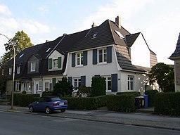 Hügelstraße in Dortmund