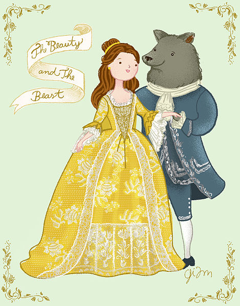 File:A Bela e a Fera - The Beauty and the Beast.jpg