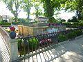A Coruña - Jardín de San Carlos - Tumba de Sir John Moore 2.JPG