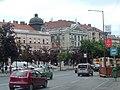 A Takarékpénztár székháza és az Első Magyar Általános Biztosító épülete, Deák Ferenc tér 1, Csengery utca és Fő utca sarok, Nagykanizsa 033.jpg