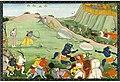 A battle scene from a manuscript of the Ramayana.jpg