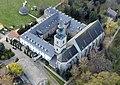 A jászberényi ferences templom és rendház légi felvételen.jpg