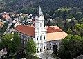 A karmelita kolostor légi felvételen, Sopronbánfalva.jpg