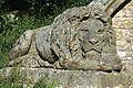 A lion at the Monteath Mausoleum - geograph.org.uk - 891728.jpg