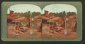 A make-shift camp on the border of desolation in the fire scourged disctrict of San Francisco, from Robert N. Dennis collection of stereoscopic views.png