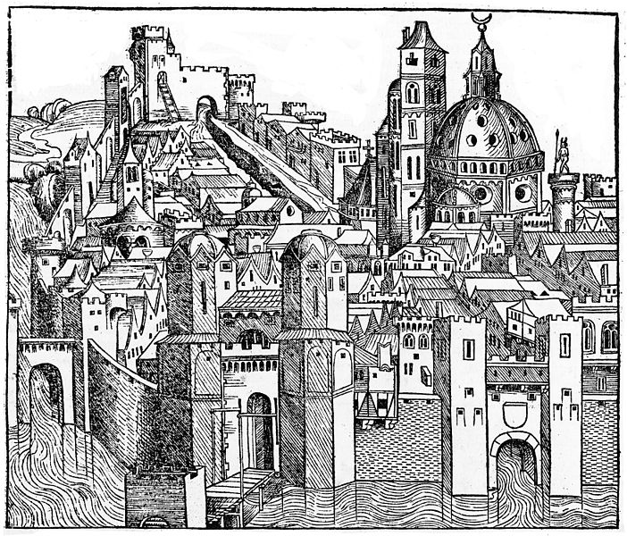 File:A view of Padua in the 15th century. Wellcome M0011974.jpg