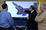 A virtual landing- F-35 simulator flies high in Israel (16978940918).jpg